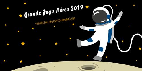 Acampamento + Grande Jogo Aéreo 2019 - Dia 12-13 e 14/07/2019