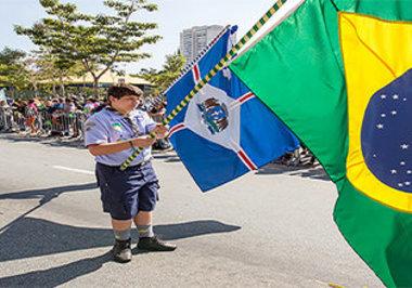 Desfile cívico 7 de Setembro 2019