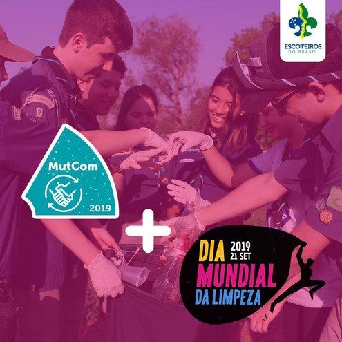 MutCom 2019 + Dia Mundial da Limpeza