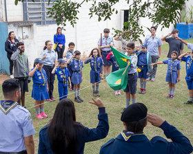 16/SP Grupo Escoteiro do Ar Newton Braga - Dia 24/08/2019