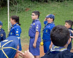16/SP Grupo Escoteiro do Ar Newton Braga - Dia 28/09/2019