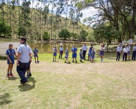 Acampamento da Amizade - Guararema-SP - Dia 02/11/2019
