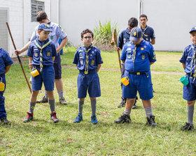 16/SP Grupo Escoteiro do Ar Newton Braga - Dia 09/11/2019