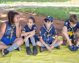 16/SP Grupo Escoteiro do Ar Newton Braga - Dia 23/11/2019
